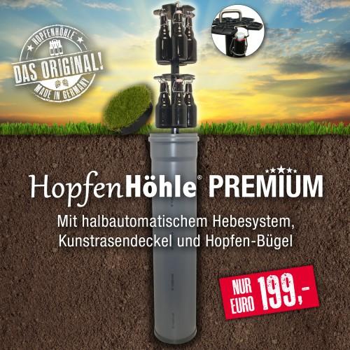 HopfenHöhle PREMIUM - Das PREMIUM Paket der HopfenHöhle